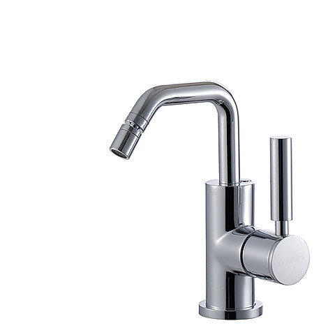 Monomando bidet diam 46 mm cano giratorio con desague for Desague bidet